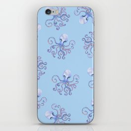 octopi iPhone Skin