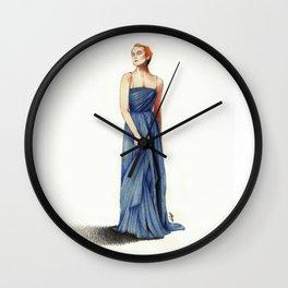 Grace Kelly, 1955 Wall Clock