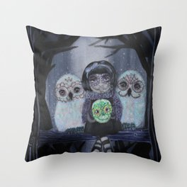 Parting is Such Sweet Sorrow Throw Pillow