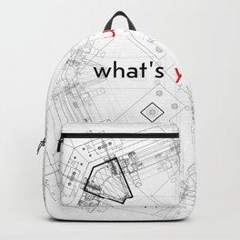 Detailed architectural node_1 Backpack