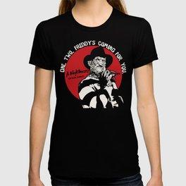 Freddy K quote v2 T-shirt