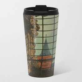 From A Castle Metal Travel Mug
