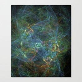 fractal bunt 1C Canvas Print