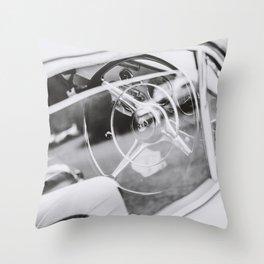 Porsche 356 Throw Pillow
