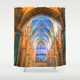 St Giles Cathedral Edinburgh Shower Curtain