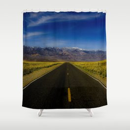 Mile 27 Shower Curtain