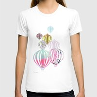 ballon T-shirts featuring Ballon by Lydia Wienberg