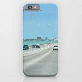 Queen Isabella Causeway iPhone Case