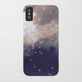 Blue Ice iPhone Case