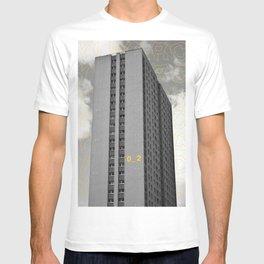 Yellow City 02 T-shirt