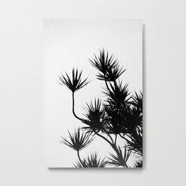 Silhouette #1 Metal Print