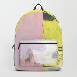 Counting on fingers Backpack