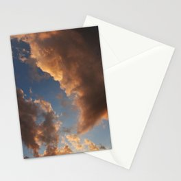Grand Clouds Stationery Cards
