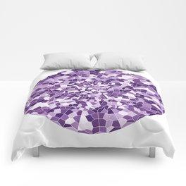 Violet Portal Comforters