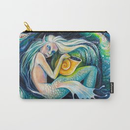 Sweet Dreams (Little Mermaid) Carry-All Pouch