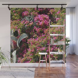 Spring Wild Flowers | Greece #society6 Wall Mural
