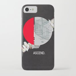 Ascend. iPhone Case