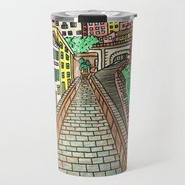 Perugia, Italia Travel Mug