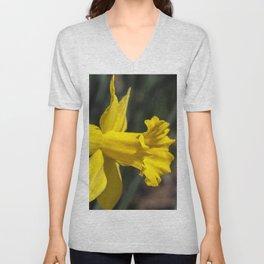 Daffodil 3 Unisex V-Neck