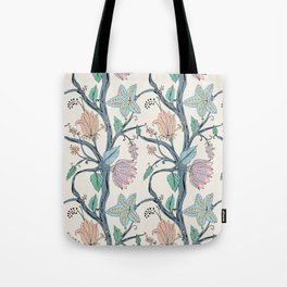 botanical pastel Tote Bag