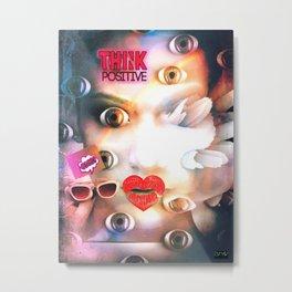 Eye 2 Metal Print