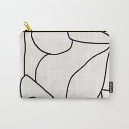 Abstract line art 2 Carry-All Pouch
