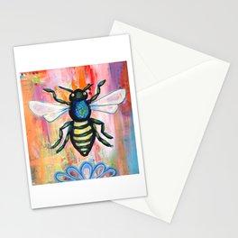 Sweet Honey Bee Stationery Cards