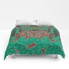 DMT Visuals Comforters