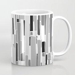 Stacked BW Coffee Mug