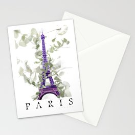 The Paris Point of View 2 Stationery Cards