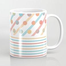 Simple saturated pattern Coffee Mug