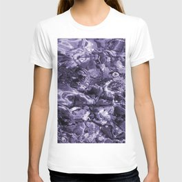 Tranquil Violet Waters T-shirt