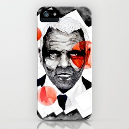 Charming Lecter by carographic iPhone Case