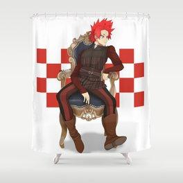 Prince Eijirou Shower Curtain