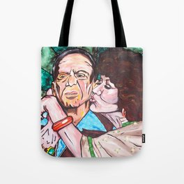 Mr. & Mrs. Roper Tote Bag
