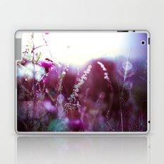 Wild Flowers Laptop & iPad Skin