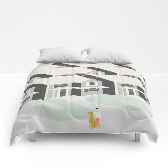 FORSTAD Comforters