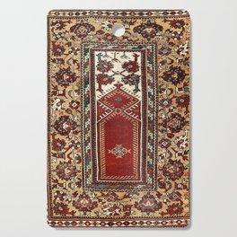 Milas West Anatolian Niche Rug Print Cutting Board