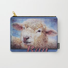 """Baa."" Carry-All Pouch"