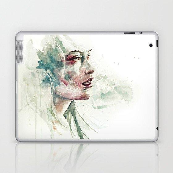 e non ci sarà nessuno Laptop & iPad Skin