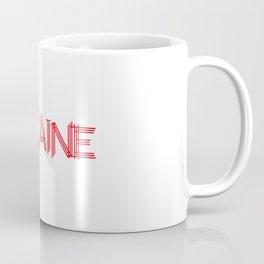 Cocaine | white Drug Coke Gift idea Coffee Mug