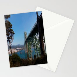Hello Waldport Stationery Cards