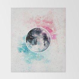 ˹pastelmoon˼ Throw Blanket