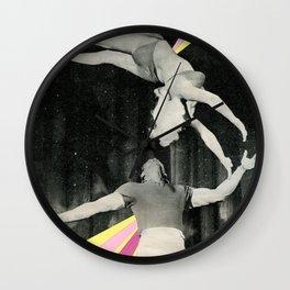 Dynamos Wall Clock