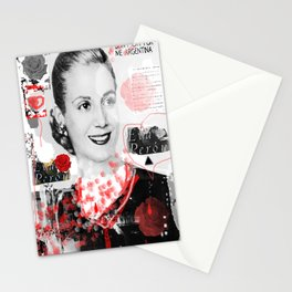 Don't cry for me Argentina  Stationery Cards