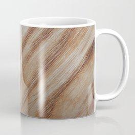 Unique beautiful wood veneer design Coffee Mug