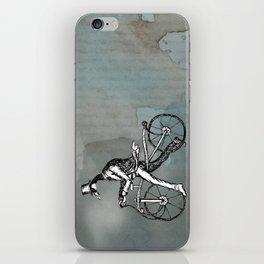 Goose Ride iPhone Skin