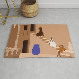 Great Escapes Rug