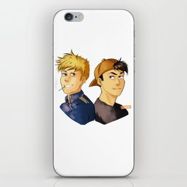 Best Boys iPhone Skin