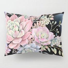 succulent fullmoon 6 Pillow Sham
